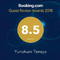 Booking.com / Guest Review Awards 2018